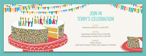 invitation design mail 9 email party invitations free editable psd ai vector