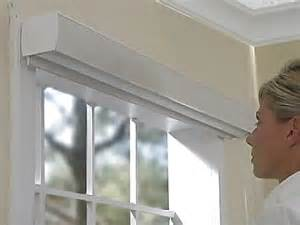 Just Blinds Installation How To Install Sheer Horizontal Shades Outside Mount