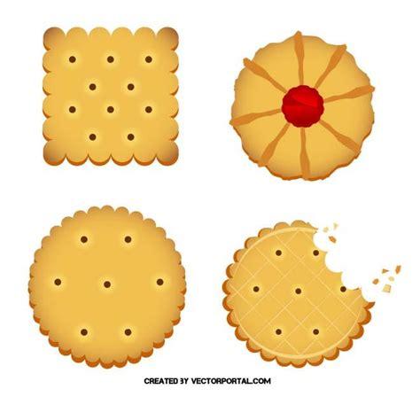 clipart vector biscuit vector graphics at vectorportal