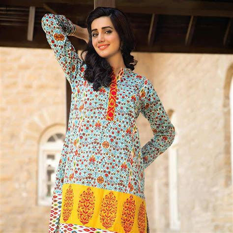 trendy ladies summer kurti designs tunics trends