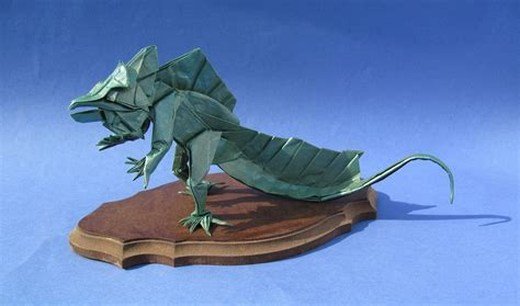 Origami Sphinx - mythology brought to through some
