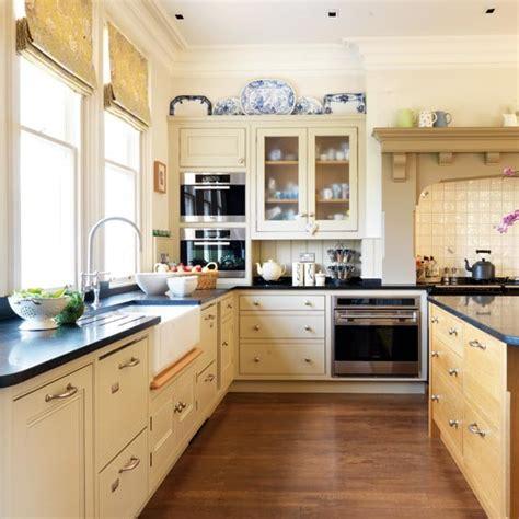 family kitchens sink area take a tour around a timeless family kitchen