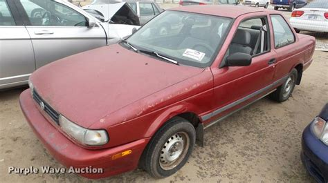 purple nissan sentra city of wichita towed vehicle auction in wichita by