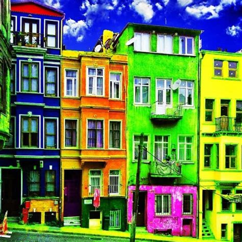 colorful buildings 27 best colorful building images on facades