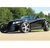 2000 PLYMOUTH PROWLER CUSTOM CONVERTIBLE  113419
