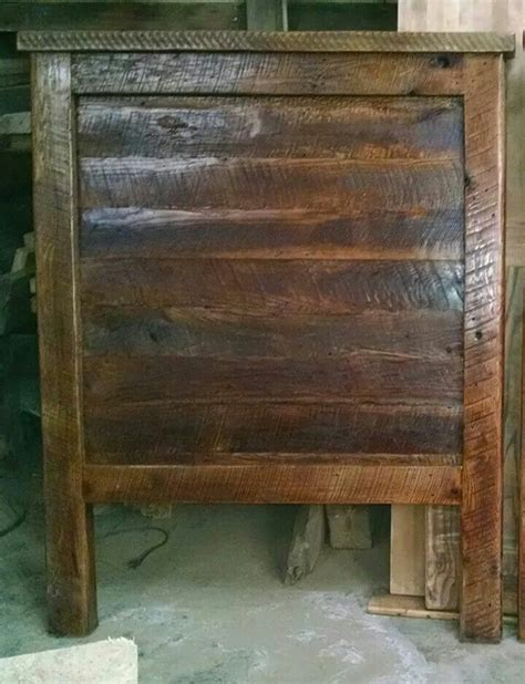 barn wood headboard 1000 images about barn wood headboards on pinterest