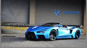 build your new car introducing the squad jokers new car the vaydor