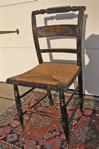 an american empire hitchcock chair 1826 1843 for sale