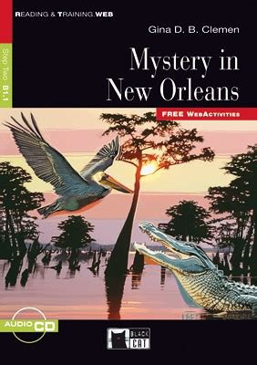mystery in new orleans books cideb black cat publishing books