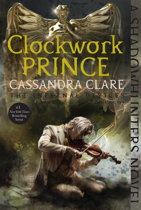 the prince picture book clockwork prince book by clare official