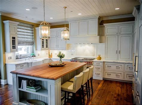 Transitional Kitchen Island Ideas Transitional Family Home With Neutral Interiors Home