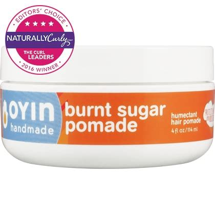 Oyin Handmade Burnt Sugar Pomade Review - oyin handmade sugar berries pomade 4 oz naturallycurly