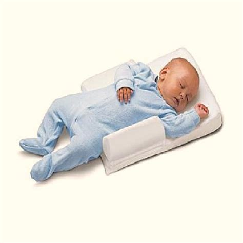 When Can Babies Pillows by Delta Baby Supreme Baby Sleep Wedge Memory Foam Baby