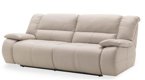 Elegant Franco Leather Sofa Franco Leather Reclining Sofa