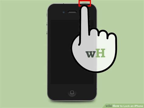 how to lock an iphone 12 steps with pictures wikihow