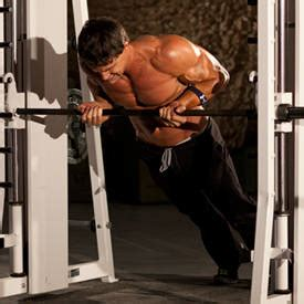 backwards push up bench incline push up reverse grip exercise guide and video