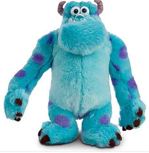 Bantal Sulley Inc Sulley Pillow monsters plush sulley 15 inch doll sulley peluche originales disney