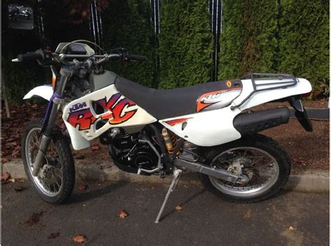 Ktm Rxc 1996 Ktm 620 Rxc For Sale On 2040motos