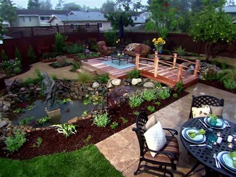 Hgtv Backyard Ideas Yard Crashers Hgtv