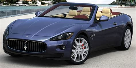 maserati 4 door convertible 2011 maserati grancabrio 2 door 4 seat softtop convertible