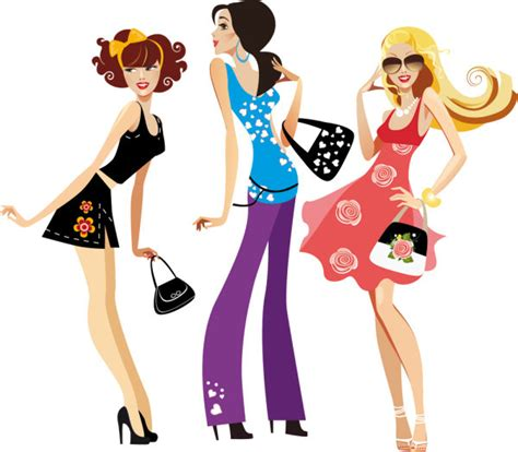 fashion illustration free fashion clipart illustrations clipartmonk free clip images