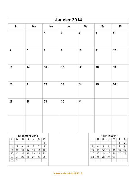 Calendrier Janvier 2011 Calendrier Janvier 2014 224 Imprimer Gratuit En Pdf Et Excel