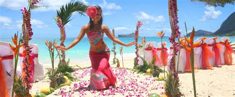 Hochzeit Hawaii by Sweet Hawaii Wedding Affordable Authentic Hawaii