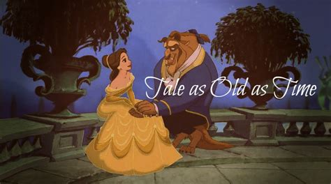 and the beast song tale as as time tale as as time why and the beast is a