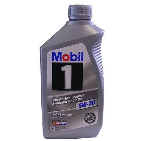 mobil synthetic 12345885 5w30 mobil 1 synthetic 1 quart