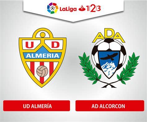 entradas almeria futbol entradas ud almer 237 a ad alcorc 243 n liga 1 2 3