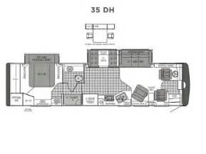 Tiffin Rv Floor Plans Tiffin Phaeton Floor Plans Trend Home Design And Decor