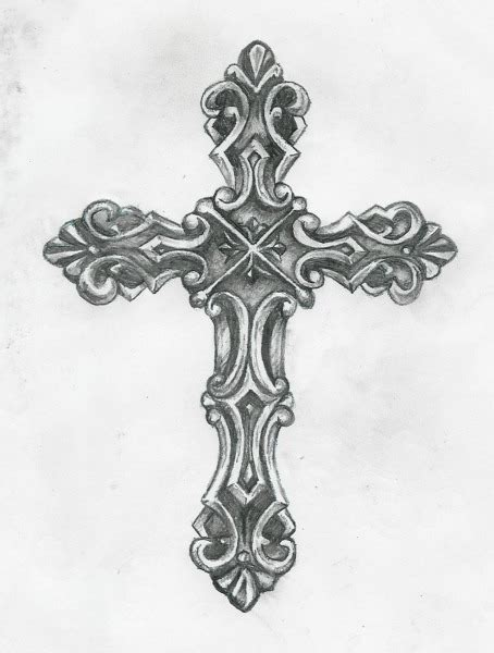 crazy cross tattoos and 20 amazing unique for
