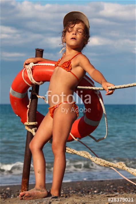 bathing suit little girl beach quot beautiful little girl in bathing suit and cap standing on