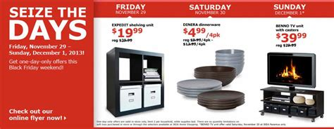 when does ikea sales ikea black friday 2013 ad find the best ikea black friday deals and sales nerdwallet shopping