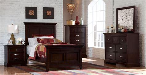 glamour youth espresso panel bedroom set  homelegance   coleman furniture