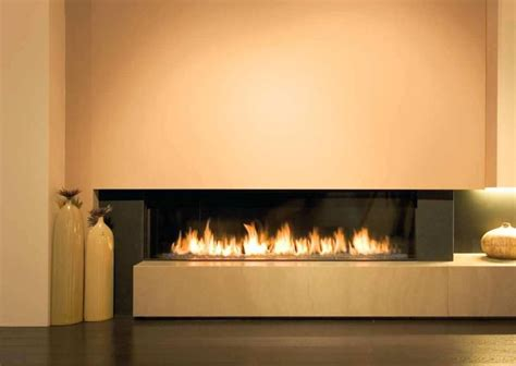 ribbon gas fireplace tedx decors the amazing of modern