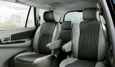 car interior upholstery philippines toyota innova price specs review pics mileage in india