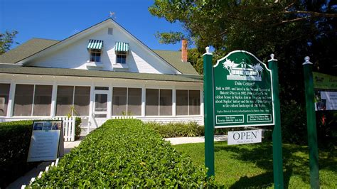 Palm Cottage naples historical society s historic palm cottage in