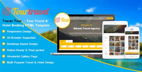 themeforest travel tour html lifehacked1st com