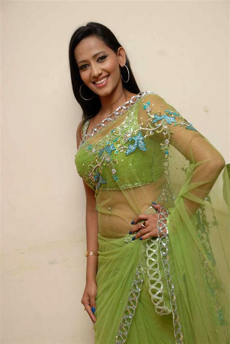 saree templates for photoshop sanjana singh cute in green saree stillsmp3 songs for free