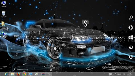 car themes download for pc super cars crystal effect theme for windows 7 and 8 season