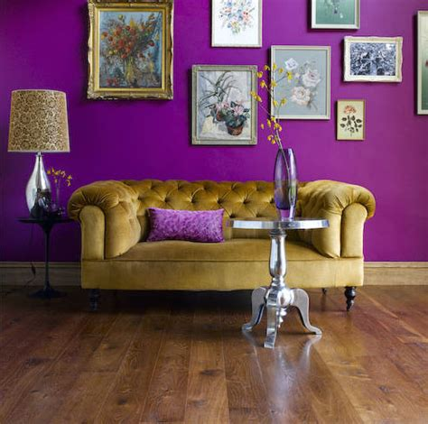 Pictures Of Purple Living Rooms by Purple