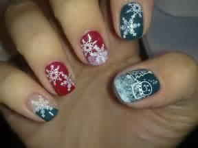 Cute nail designs for christmas