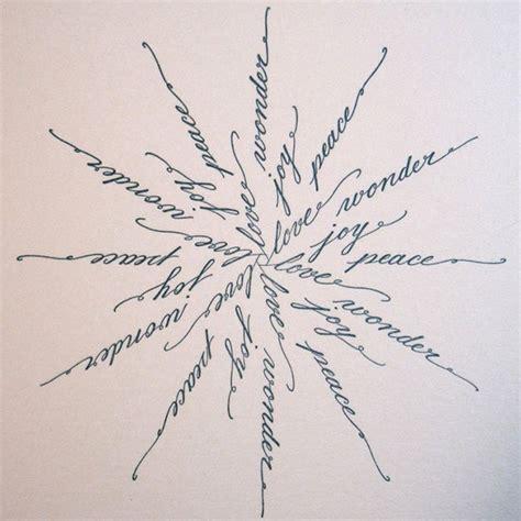 Handmade Calligraphy - 22 handmade calligraphy cards diy