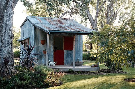 Rustic Garden Shed Plans by Rustic Potting Shed Photos Popsugar Home