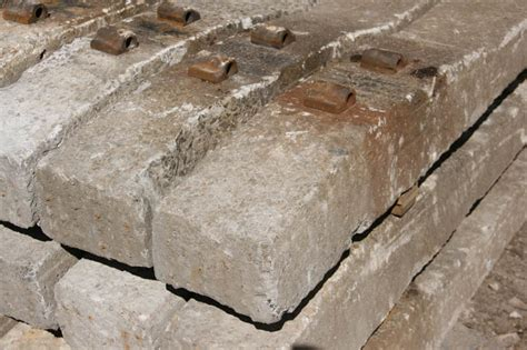 Concrete Sleeper Sizes by Railway Sleepers Available