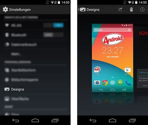 themes for android kitkat 4 4 4 android 4 4 kitkat so bekommt ihr den look auf euer
