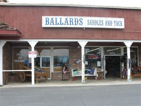 ballards western wear and tack shop 4theride 4theride