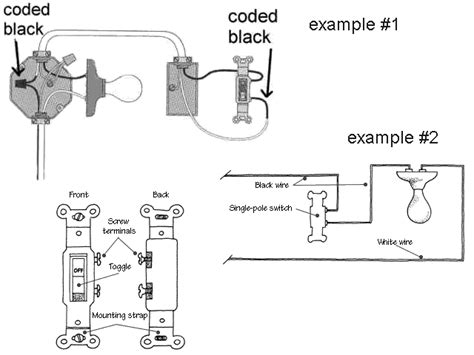 wiring an electrical light switch free knowledge base