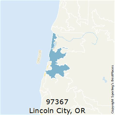 best places to live in lincoln city zip 97367 oregon
